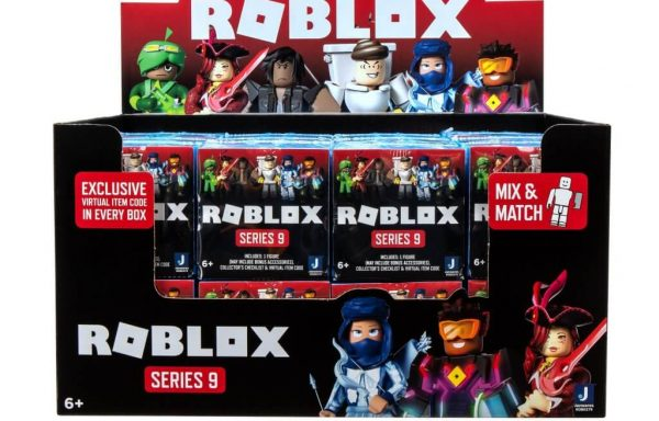 Roblox Wave 9 Mystery Figure Assorted