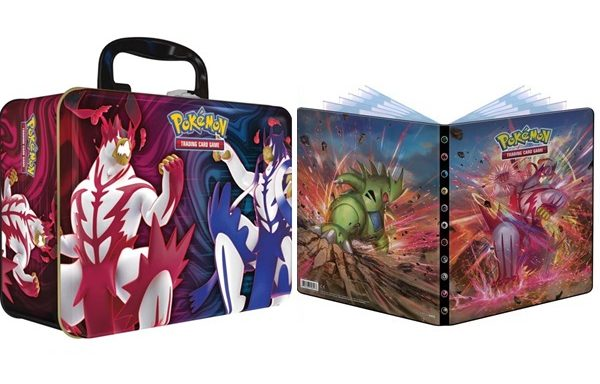 Pokemon TCG: March 2021 Collectors Chest and 9PKT Battle Styles