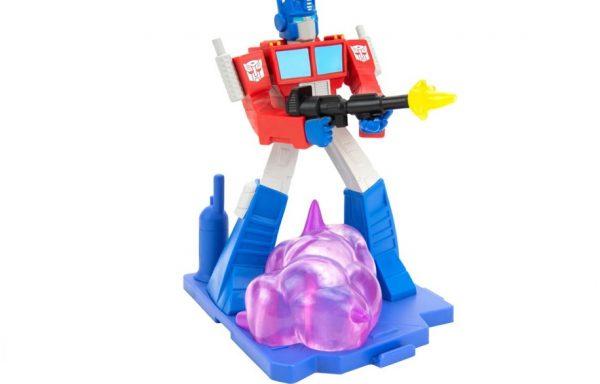 Zōteki Optimus Prime Transformers Series 1