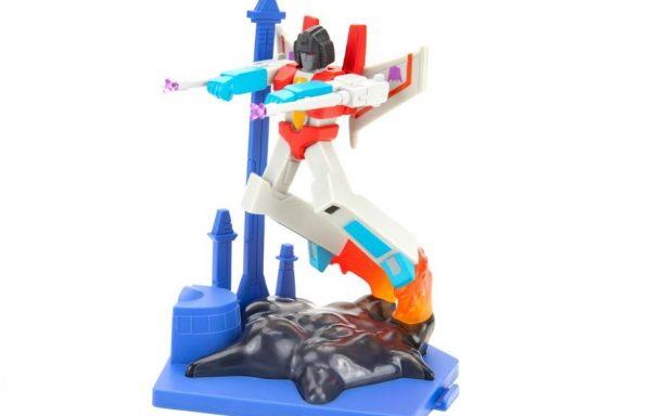 Zōteki Starscream Transformers Series 1