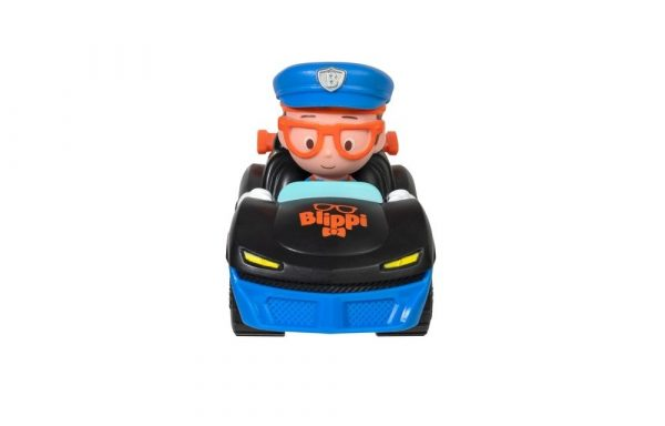 Blippi Police Car Mini Vehicle