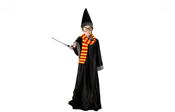 Lager Harry Potter Deluxe Harry Robe with Accessories Kids Costume
